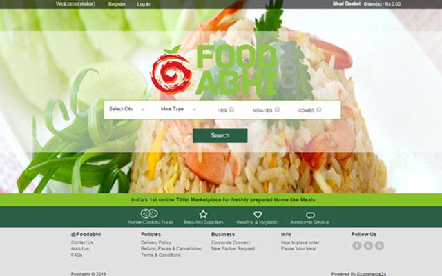 Online tiffin marketplace FoodAbhi raises seed funding from overseas investors