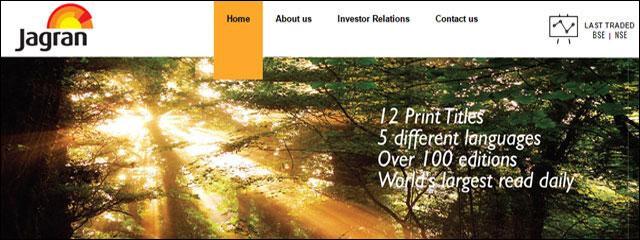 Jagran Prakashan promoters to sell 2.6% stake to Blackstone-backed holding firm