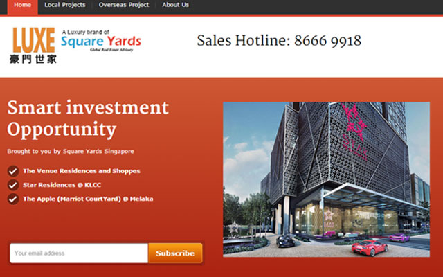 Property advisory portal Square Yards acquires Singapore-based LUXE Real Estate