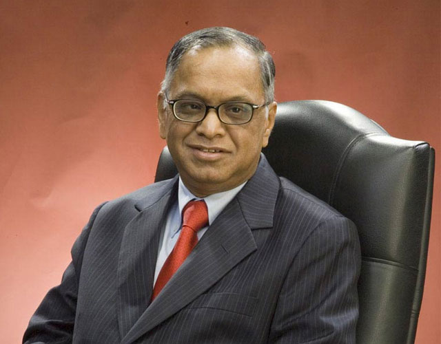 Confident Infy will achieve $20B revenue by 2020 under Vishal Sikka: Narayana Murthy