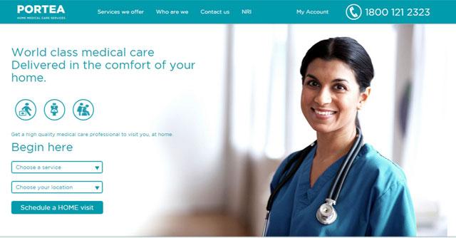 Home healthcare services firm Portea enhances funding plan, to go international