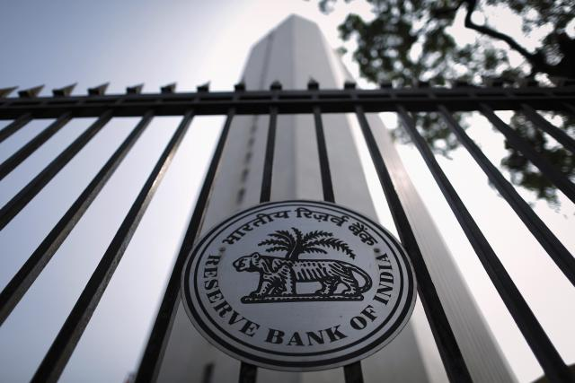 Share prices tumble, Rupee weakens on RBI's concerns, drought fears