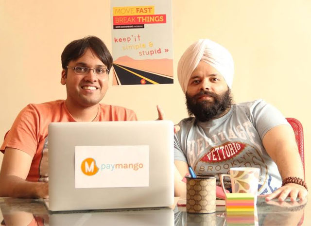 Former CTOs of PayU, Zomato bag angel funding for soon-to-launch m-commerce marketplace PayMango