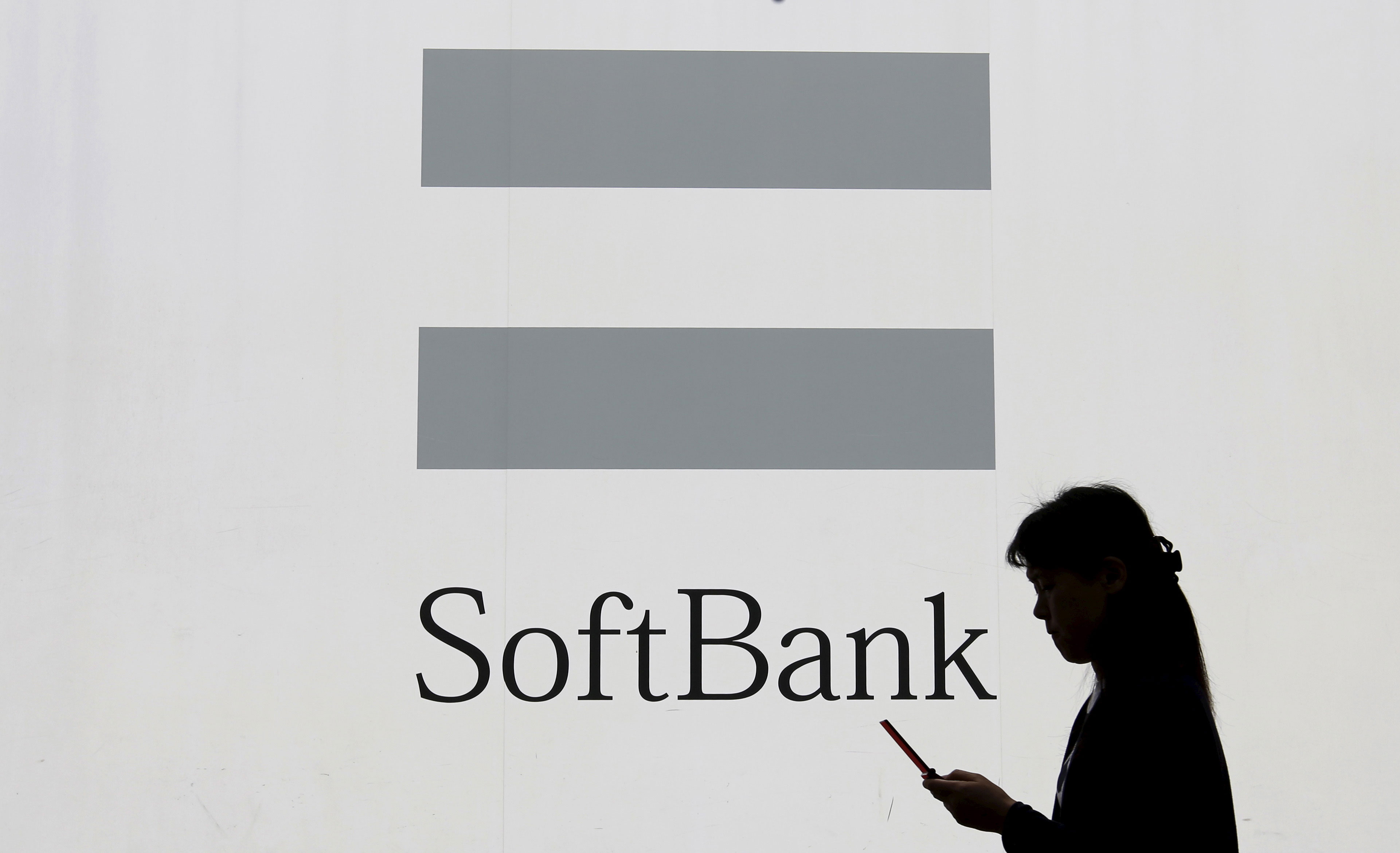 SoftBank hires executive search firm to build India team
