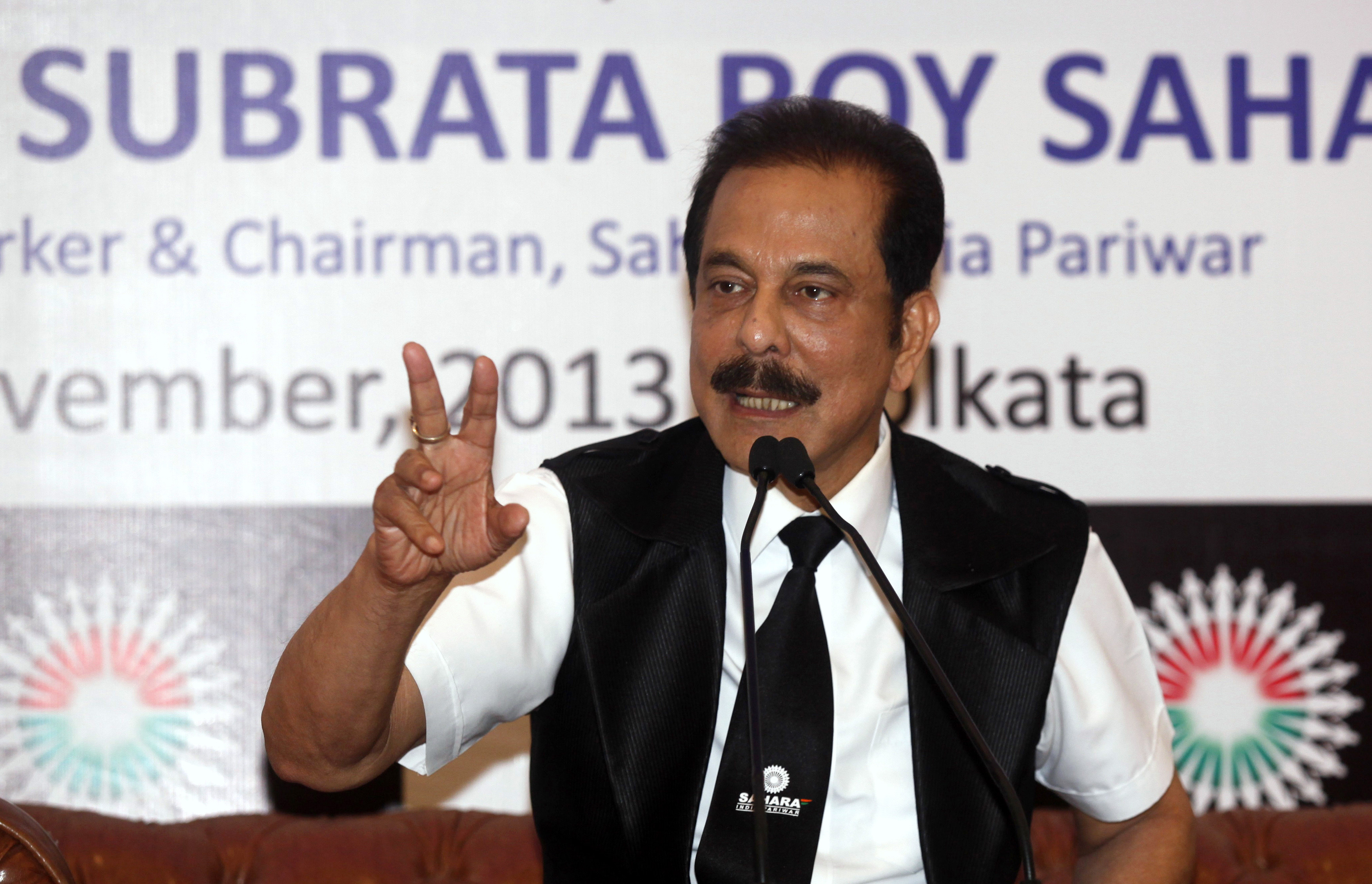 Supreme Court asks Sahara Group to shell out $5.7B to SEBI by December 2016