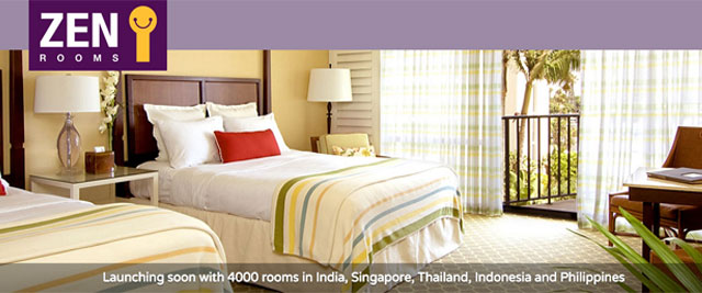 Yet-to-launch Asian branded budget hotel aggregator Zen Rooms raises funding