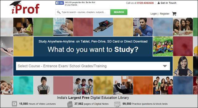 E-learning & test prep firm iProf in talks to raise Series C round of funding