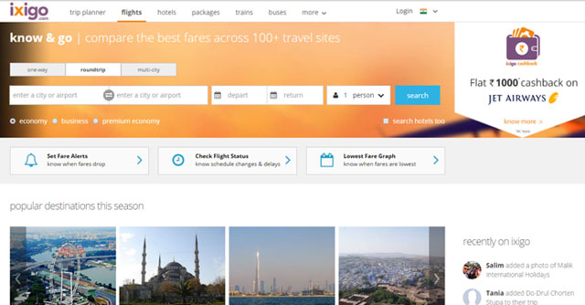 Handset maker Micromax invests in online travel search engine ixigo