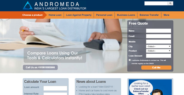 PE-backed NBFC among others in talks to buy loan distributor Andromeda
