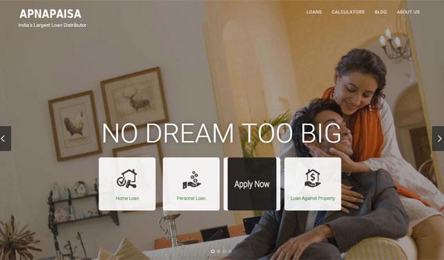Loan distributor Andromeda buys VC-backed financial products comparison portal Apnapaisa
