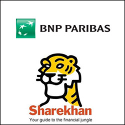 BNP Paribas to buy brokerage firm Sharekhan from PE owners