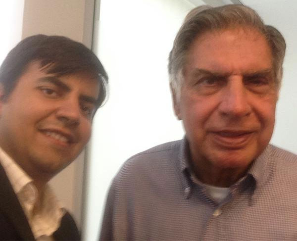 Ratan Tata invests in country's largest cab aggregator Ola