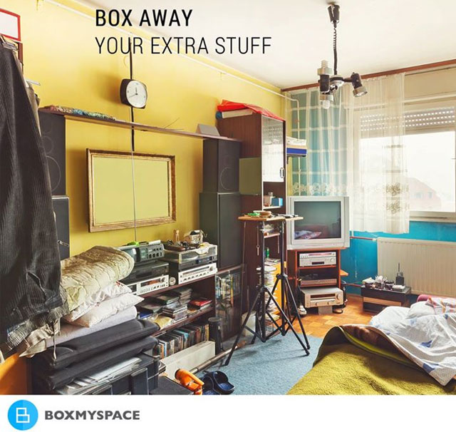 On-demand physical storage solutions provider to consumers BoxMySpace raises $300K in angel funding