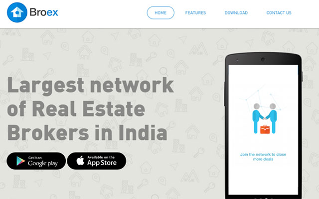 Mobile collaboration startup for property brokers BroEx raises $1M from Lightspeed