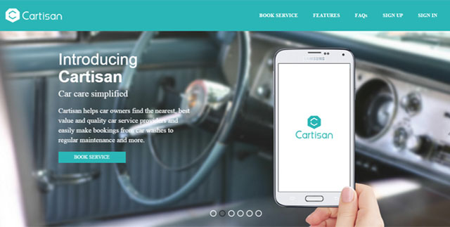 Car services marketplace Cartisan raises seed funding from Global Founders, YouWeCan and others