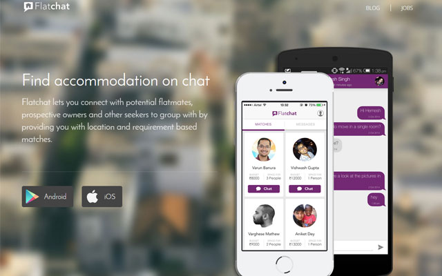 CommonFloor invests $2.5M afresh in room share app Flatchat
