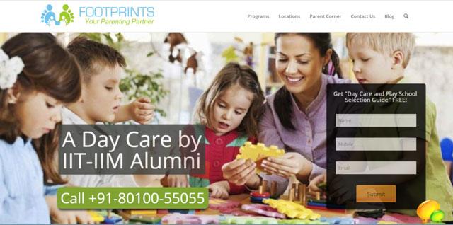 Pre-school and day care chain Footprints raises $672K in angel funding via LetsVenture