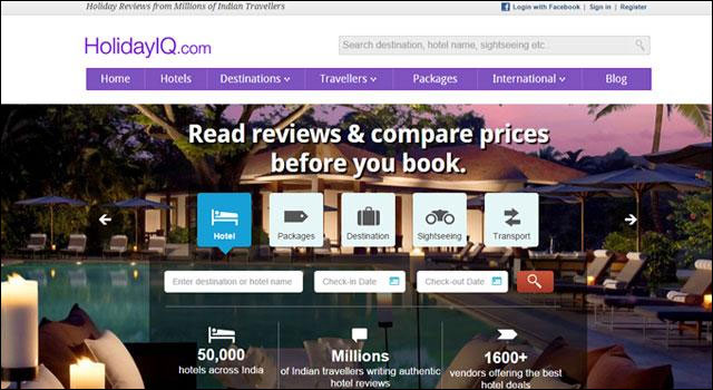 MakeMyTrip to pick 28% stake in HolidayIQ for $15M