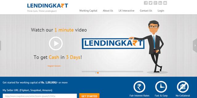 Online financing platform for SMEs Lendingkart raises $10M from Saama, Mayfield & others