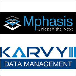 Mphasis to sell part of its domestic BPO business to Karvy