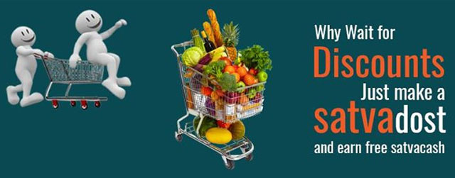 Gurgaon-based grocery e-commerce startup Satvacart bags seed funding from Palaash Ventures