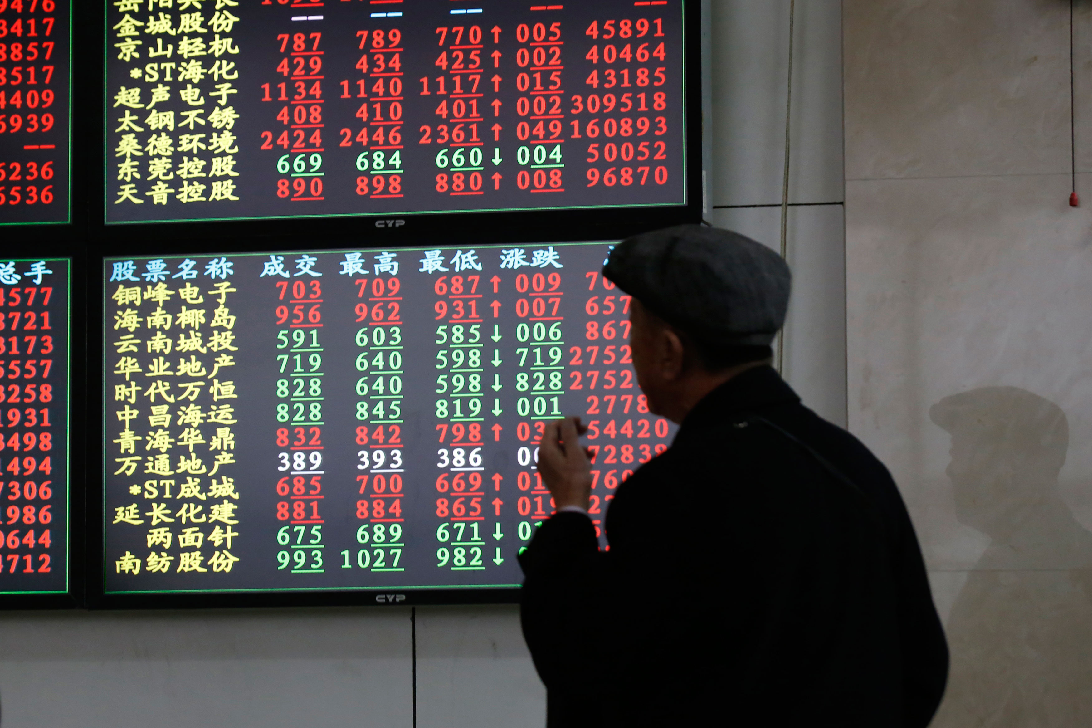 Chinese stocks stage biggest rally in six years with government support