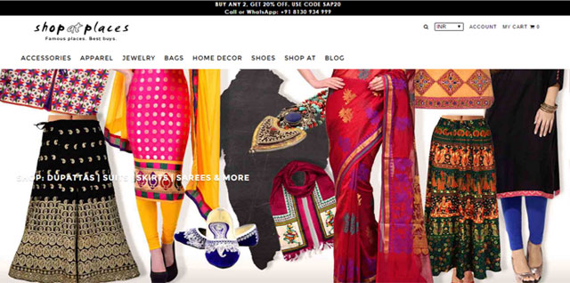 Indian Angel Network invests in ethnic lifestyle products e-tailer Shopatplaces