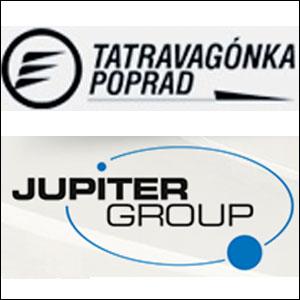Slovakian railway wagon manufacturer Tatravagonka picks minority stake in Jupiter Group