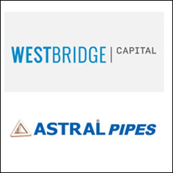 WestBridge Capital pares stake in Astral Poly Technik with multi-fold returns