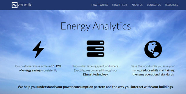 IoT-based energy management startup Zenatix raises $200K from Snapdeal founders and others