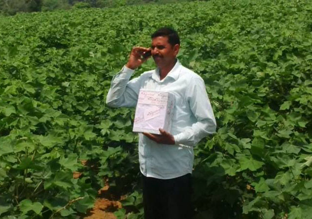 M-commerce platform for farmers AgroStar raises $3.6M from IDG Ventures, Aavishkaar