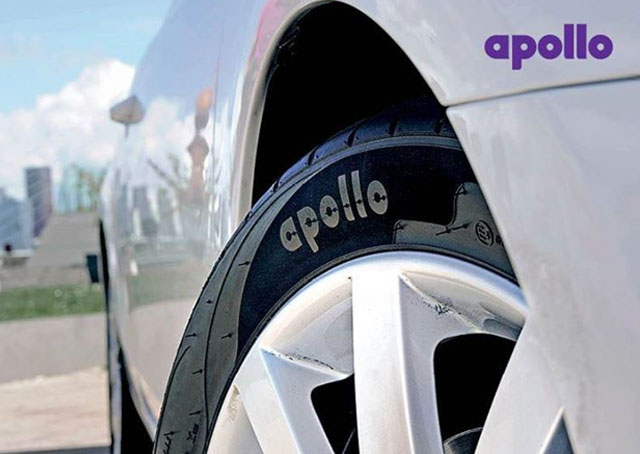 Apollo Tyres may raise up to $311M in debt to finance capex plans
