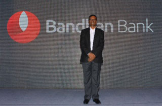 Bandhan Bank launches with 501 branches