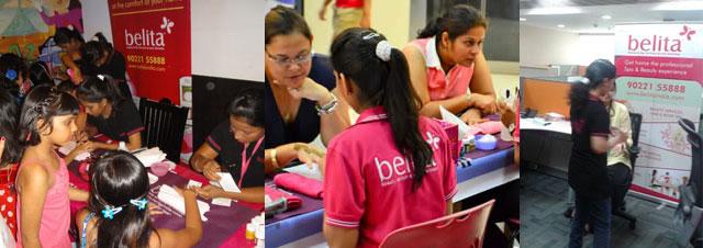 On-demand beauty services startup Belita raises angel funding