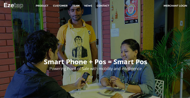 Mobile payment startup Ezetap secures $24M from Social+Capital, Helion, others