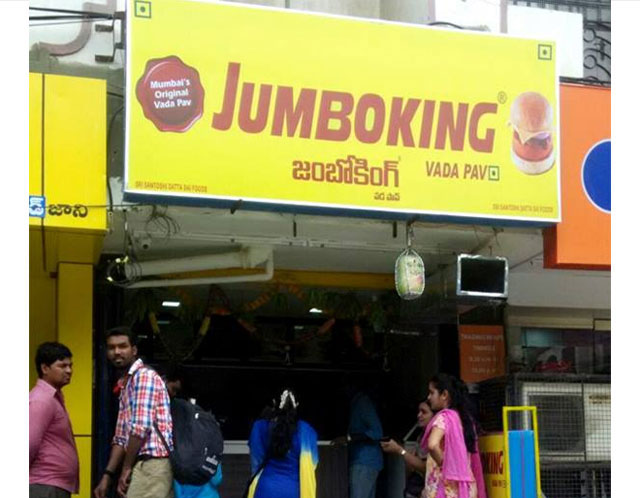 How Jumboking has tweaked its business to sell more vada pavs on the go