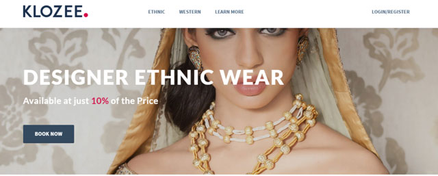 Apparel renting portal Klozee raises seed funding from TracxnLabs