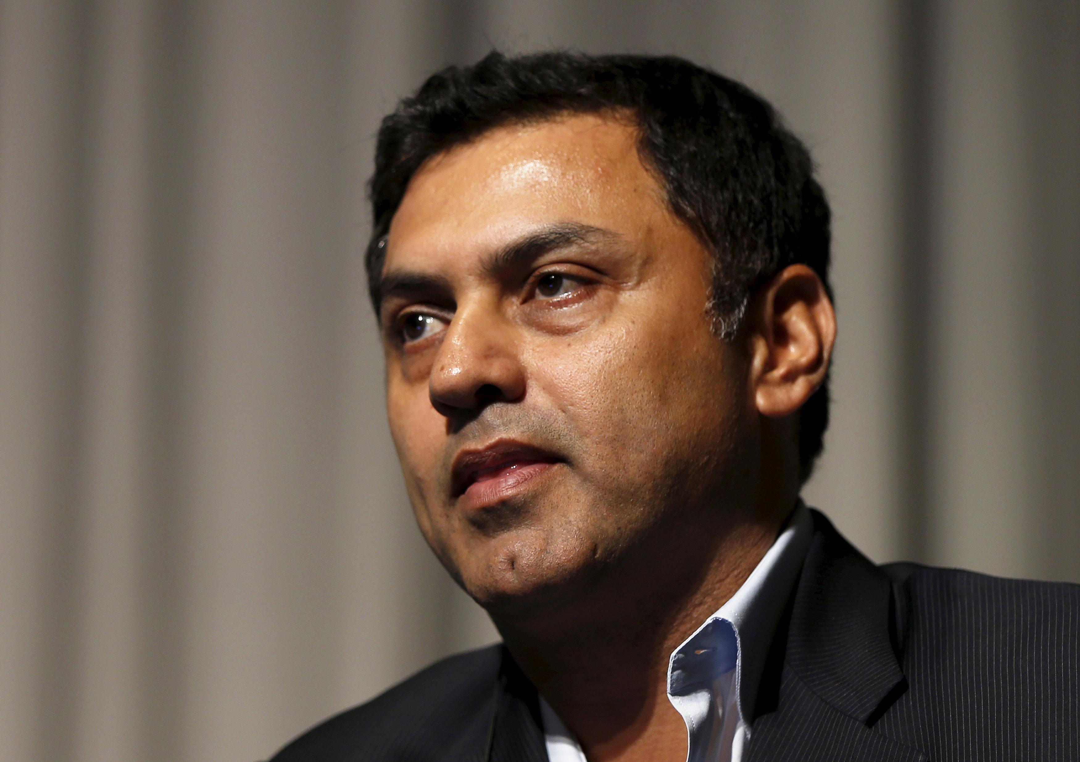 Nikesh Arora to invest $482M in SoftBank