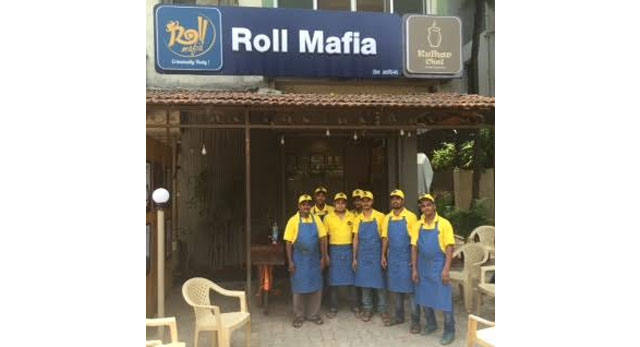 QSR chain Roll Mafia raises seed funding