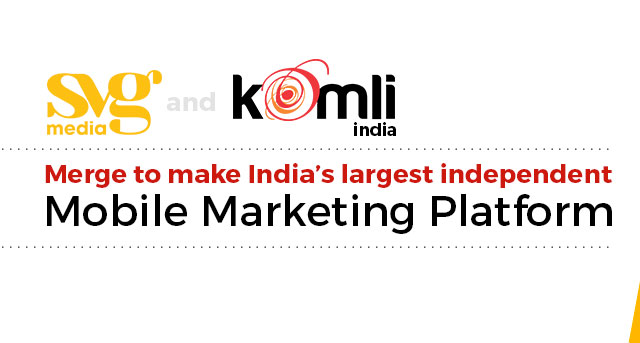 Komli sells India business to SVG Media