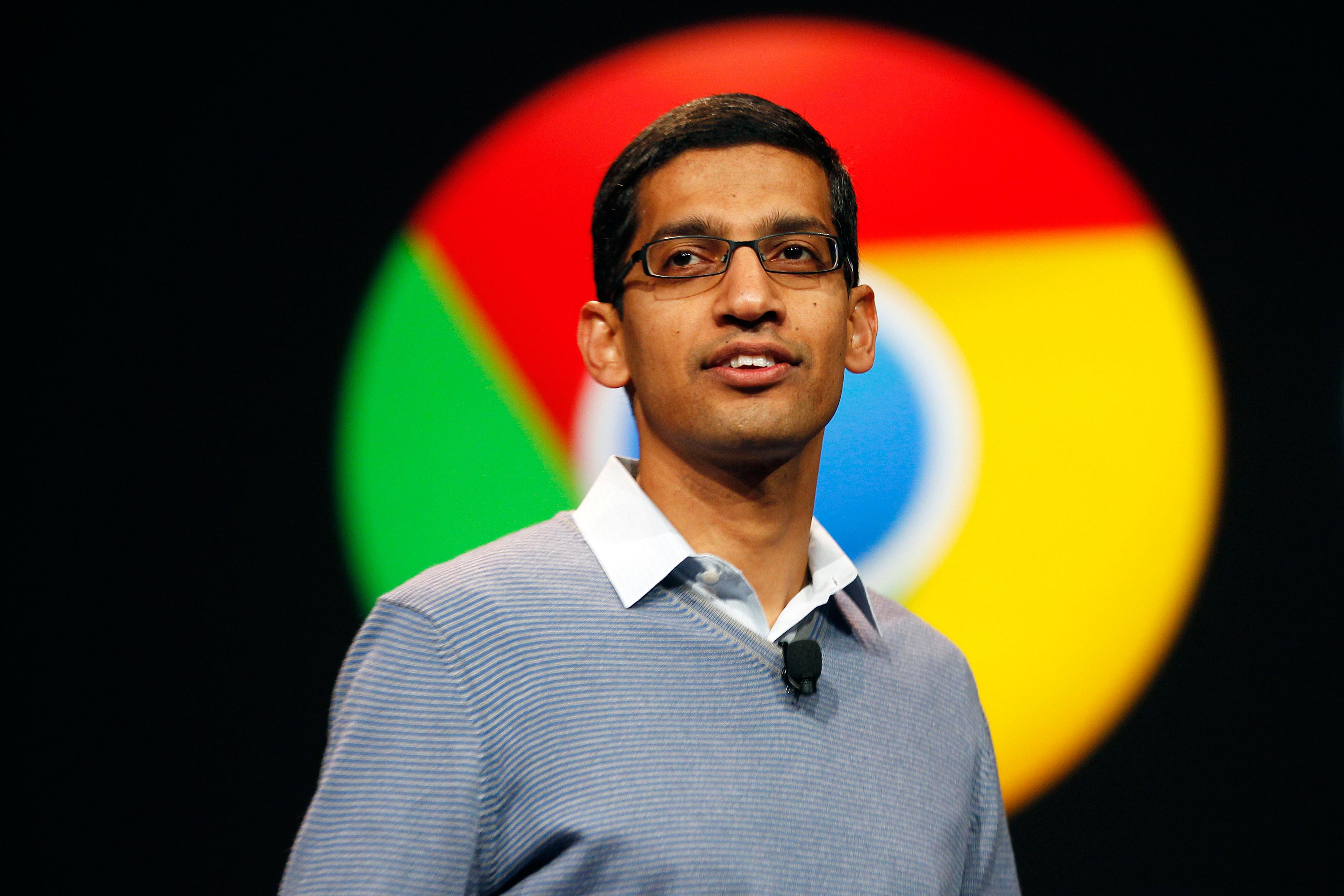 Google gets new parent Alphabet; Sundar Pichai becomes CEO of Google
