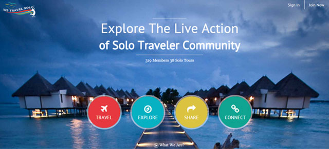 Ccube Angels and Frontline Strategy invest in backpacker portal Wetravelsolo