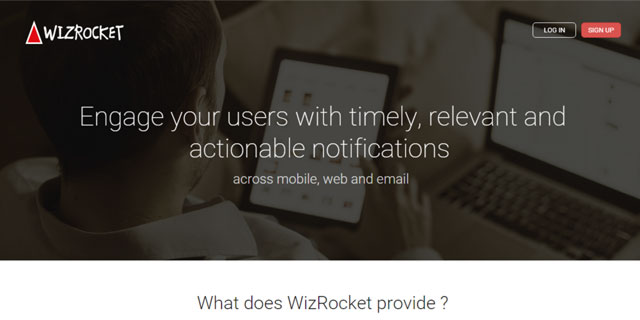 Mobile analytics startup WizRocket raises $8M from Sequoia, Accel