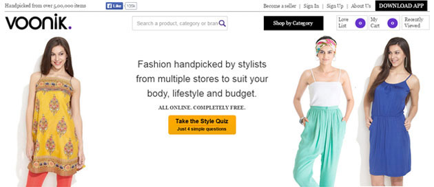 Voonik acqui-hires TrialKart for virtual dressing feature