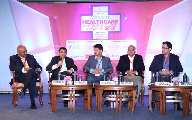 Healthcare startups should not go the e-commerce way: panellists at VCCircle summit