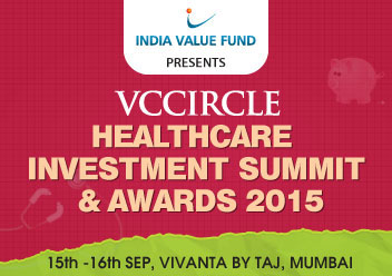Spot innovation in healthcare space @ VCCircle Healthcare Investment Summit & Awards in Mumbai