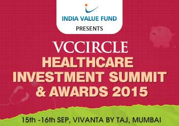 Showcase your startup at VCCircle Healthcare Investment Summit