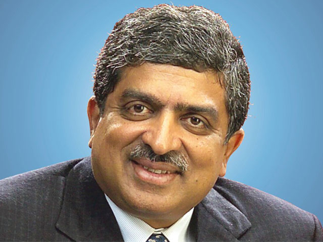 Nandan Nilekani invests in mobile balance tracker Mubble