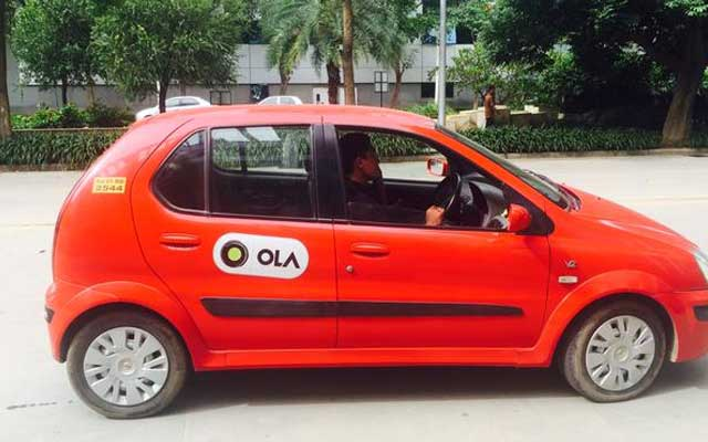 Ola raises $225M more from Falcon Edge, others