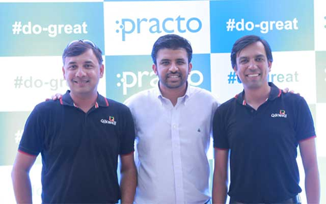 Practo buys hospital appointment scheduler Qikwell